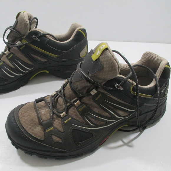 nouvelle arrivée c5566 ce1b3 Salomon Ellipse GTX Hiking Shoes SIZE 10